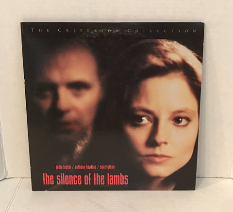 Silence Of The Lambs: Special Edition Criterion #192 (1991) WS THX [CC1344L]