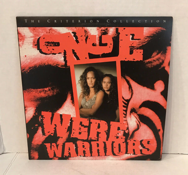Once Were Warriors Criterion #282 (1994) WS [CC1434L]
