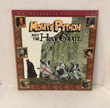 Monty Python and the Holy Grail Criterion #168 (1975) CLV WS [CC1311L]