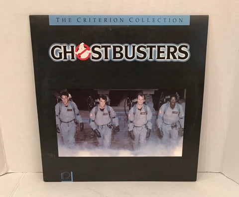 Ghostbusters Criterion #75A (1984) (Blue Top)
