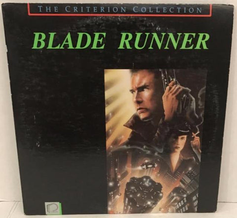 Blade Runner Criterion #69 (1982) WS CLV