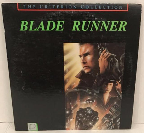 Blade Runner Criterion #19 CAV (1982) Harrison Ford