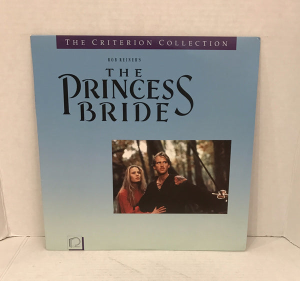 Princess Bride Criterion #40A (1987) WS CLV [CC1194L]