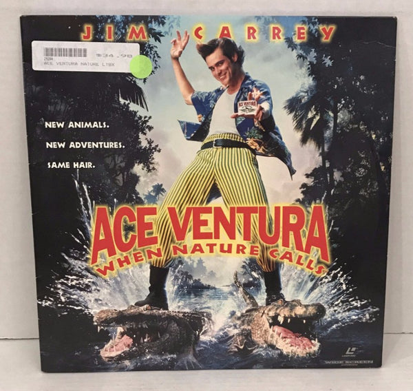 Ace Ventura: When Nature Calls (1995) WS [23500]