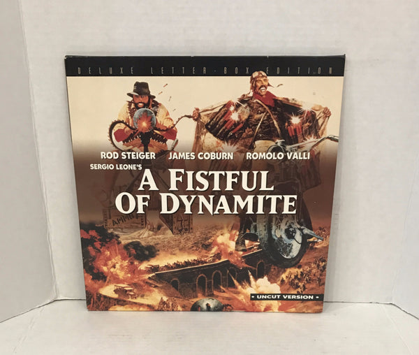 A Fist Full Of Dynamite Uncut
