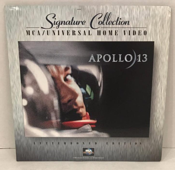 Apollo 13 Signature Collection (1995) LB THX [42679]