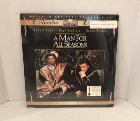 A Man For All Seasons SEALED () Orson Welles