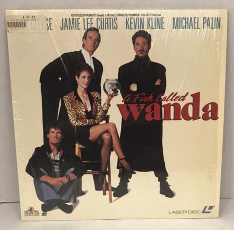 A Fish Called Wanda (1988) CLV [ML101247]