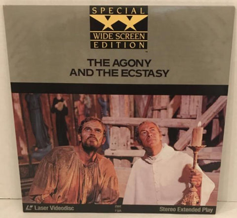 Agony And The Ecstasy (1965) WS [1007-80]