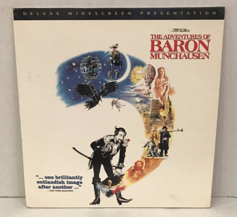 Adventures of Baron Munchausen (1988) WS [76986]
