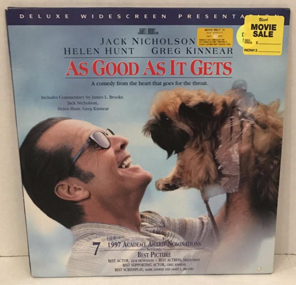As Good As it Gets (1997) LB [21706]