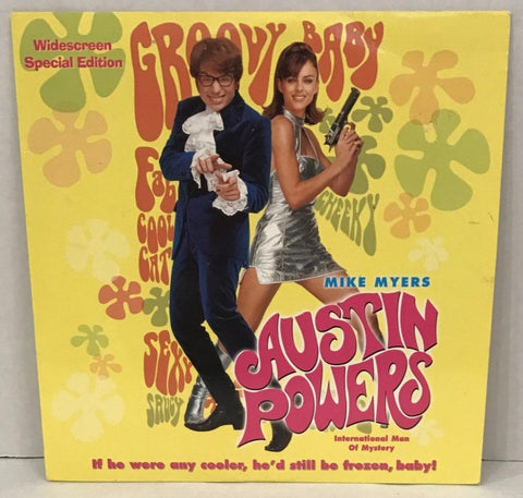 Austin Powers: International Man Of Mystery (1997) WS [ID3O65LI]