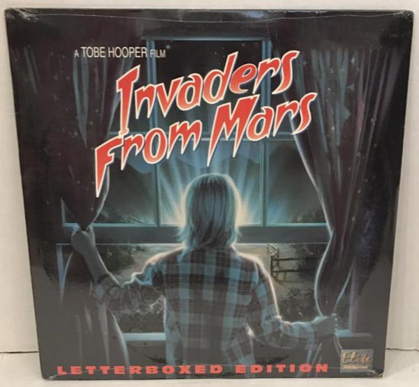 Invaders from Mars (1986) LB ELITE [EE8623]