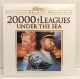 20,000 Leagues Under The Sea (1954) WS Disney Archive Collection [1587 CS]