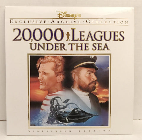 20,000 Leagues Under The Sea - Disney Archive Collection (Dolby Surround)
