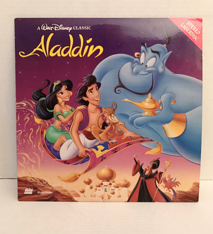 Aladdin (1992) Disney Stereo [4609 AS]