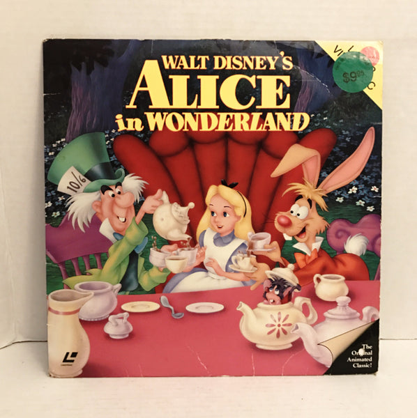 Alice in Wonderland (1951) Disney