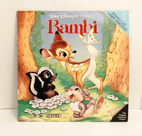 Bambi (1942) CAV Disney [942 CS]