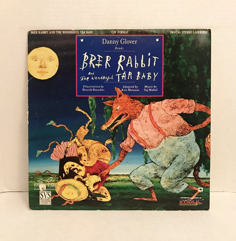 Brer Rabbit and the Wonderful Tar Baby (Danny Glover reads)