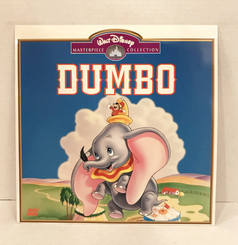 Dumbo (1941) CLV Disney's Masterpiece Collection 024 AS ***