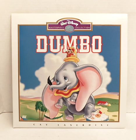 Dumbo (1941) CAV Disney's Masterpiece Collection 5485 CS