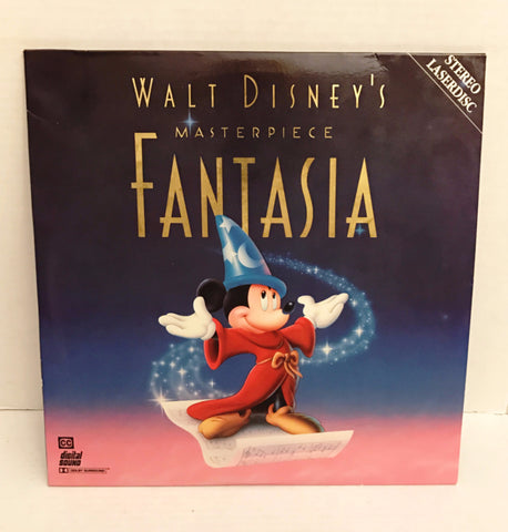 Fantasia (1940) Disney 1132 AS