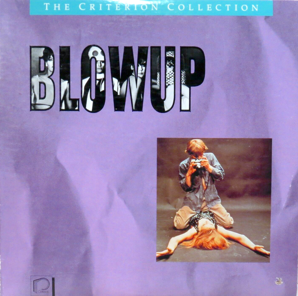 Blow-Up (1967) Criterion #48 WS CAV [CC1148L]