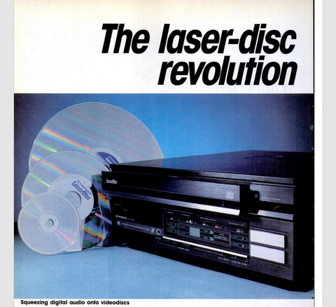 LaserDisc Player: Meet The Pioneer CLD-900