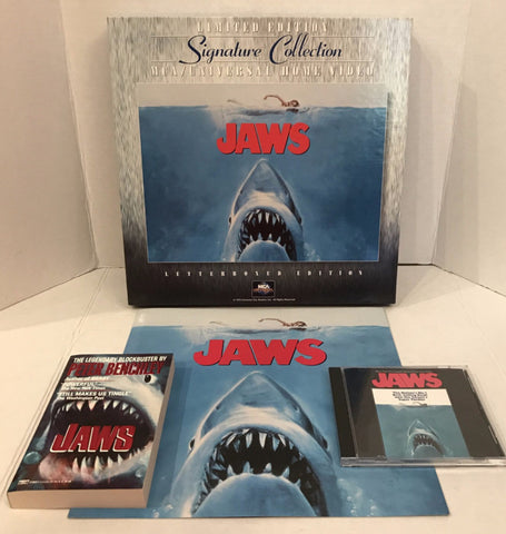 JAWS: Limited Edition Signature Collection (1975) LB THX Box Set [42583]