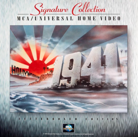 1941 Signature Collection Box Set (1979) WS THX (Uncut) [42343] SEALED