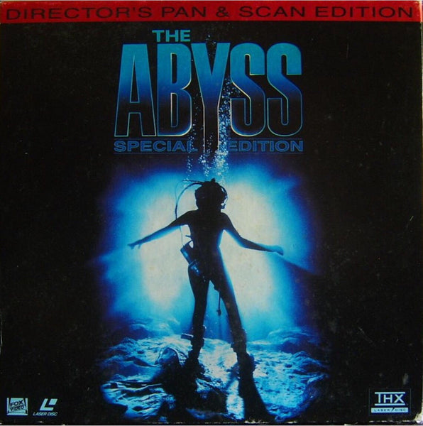Abyss (1989) Pan & Scan Special Edition THX Box Set [1988-80)