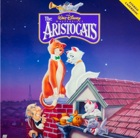 Aristocats (1970) Disney [2529 AS]