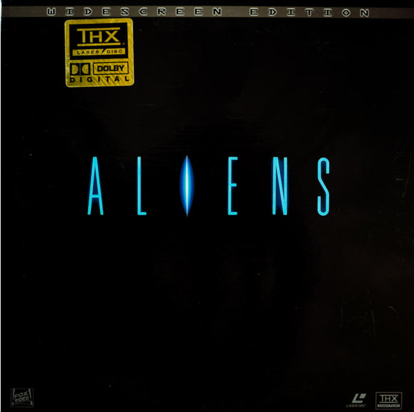 Aliens (1986) WS THX [8761-85] SEALED