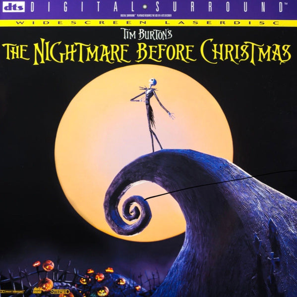 Nightmare Before Christmas (1993) DTS [12162 AS]