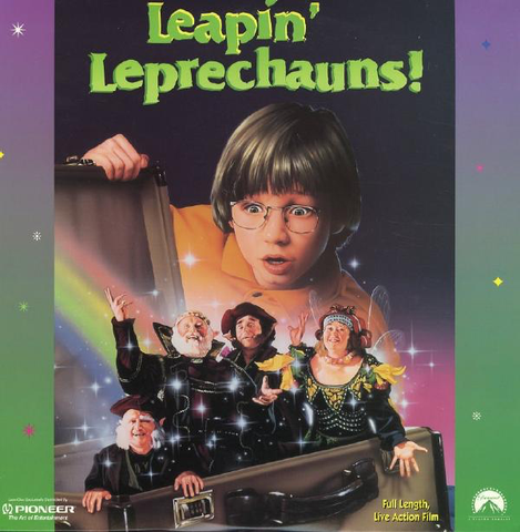 Leapin' Leprechauns (1995) Moonbeam [LV83166]