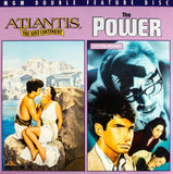 Atlantis The Lost Continent / The Power Double Feature [ML105727]