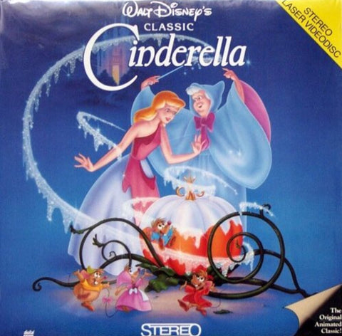 Cinderella (1950) Disney 410 AS