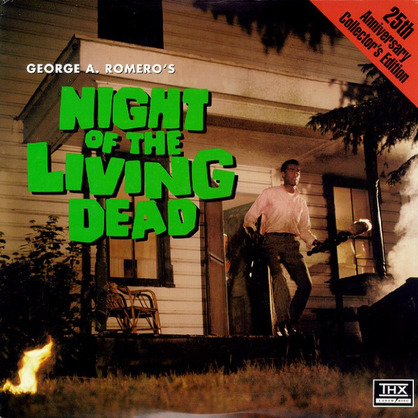 Night of the Living Dead: 25th Anniversary (1968) THX ELITE [EE1114]