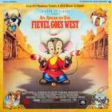 An American Tail: Fievel Goes West (1991) [41067]
