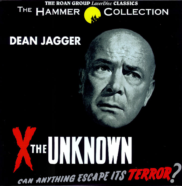 X The Unknown (1956) ROAN / HAMMER [RGL9634]