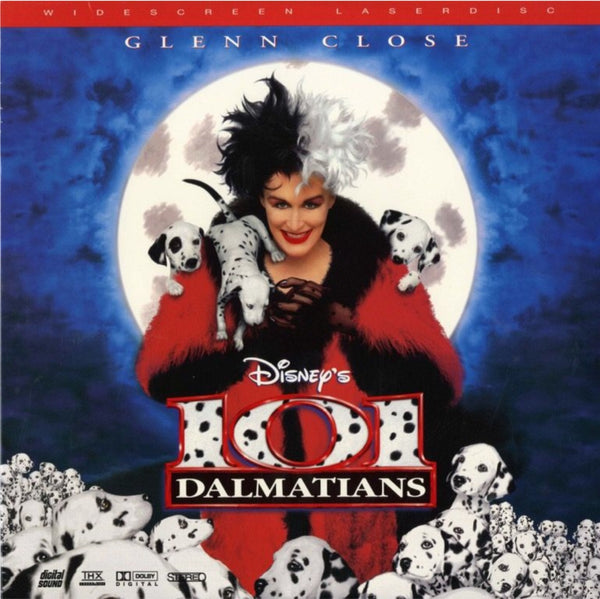 101 Dalmatians (1996) WS THX [8996 AS] SEALED