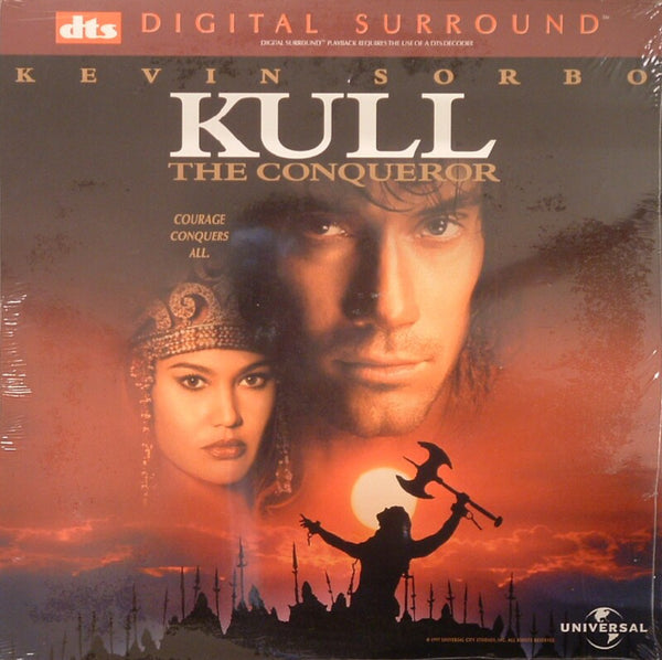 Kull the Conqueror (1997) DTS [ID4422MC] SEALED