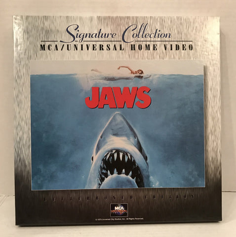 JAWS Signature Collection (1975) WS THX Box Set [42629]