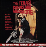 Texas Chainsaw Massacre (1974) Remastered [CLV6292]