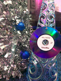 LaserDisc Ornaments