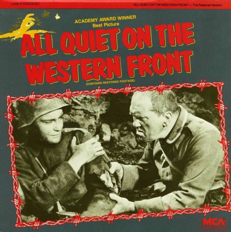 All Quiet On The Western Front (1930) [21005]