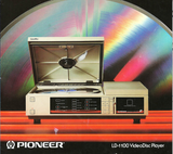 LaserDisc Player: Meet The Pioneer LD-1100