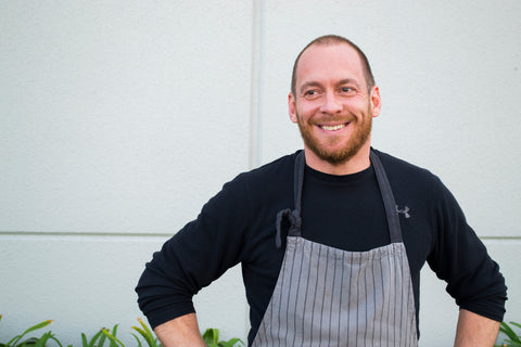 Jr. Sous Chef, Peter Urban