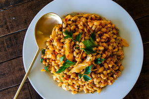 Calabrian White Bean Salad