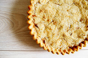 "Apple Streusel Pie (9"") - Starter Bakery"